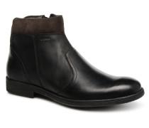 U JAYLON F U84Y7F Stiefeletten & Boots in schwarz