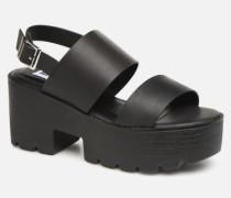 51059 Sandalen in schwarz