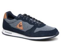 Alpha Craft Sneaker in blau