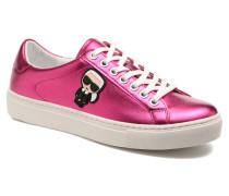 Kupsole Karl Ikonik Lo Lace Sneaker in rosa