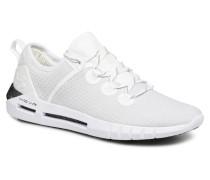 UA W HOVR SLK Sneaker in weiß