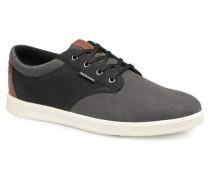 Jack & Jones JFW Gaston Pu Combo Sneaker in grau
