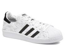 Superstar 80S PK W Sneaker in schwarz