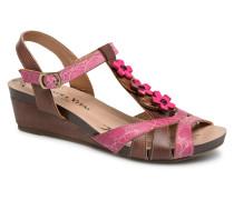 Savon Sandalen in rosa