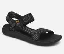TerraFloat 2 Knit Sandalen in schwarz