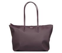 L1212 CONCEPT Handtasche in weinrot