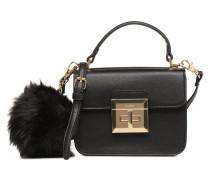 CHIADDA Handtasche in schwarz
