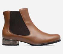 Winter Freak #4 Stiefeletten & Boots in braun
