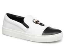 Plimsoll Karl Sneaker in weiß