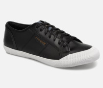 Deauville Winter Craft Sneaker in schwarz