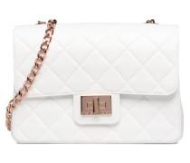 MILANO Oro rosa Handtasche in weiß