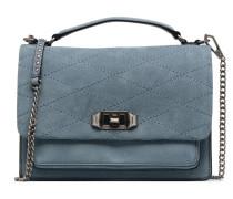 Je taime Medium Crossbody Handtasche in blau