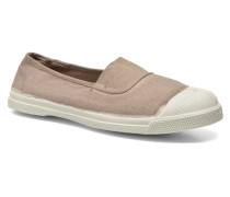 Tennis Elastique Ballerinas in beige