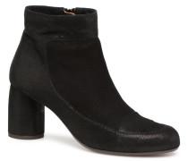 Mussol Stiefeletten & Boots in schwarz