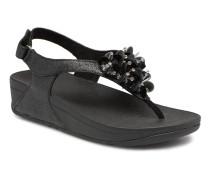 Boogaloo Back Strap Sandal Sandalen in schwarz
