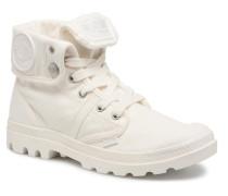 Us Baggy F Sneaker in weiß