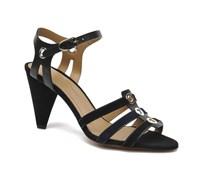 Fide Sandalen in schwarz