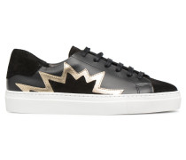 Toundra Girl Baskets #1 Sneaker in schwarz