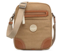 Porté travers Evasion Herrentasche in beige
