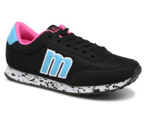 56406 Sneaker in schwarz