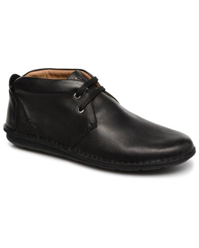 Ystoryh Schnürschuhe in schwarz