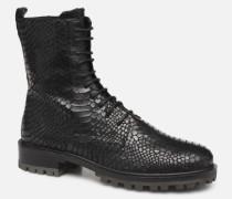 BY7404X Stiefeletten & Boots in schwarz
