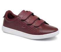 Carnaby Evo Strap 4181 Sneaker in weinrot
