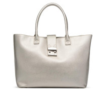 Paul & Joe Sister HELIANE Handtasche in silber