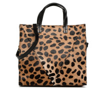 Clare V. CB10023 Handtasche in grün