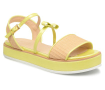 Dollynou Sandalen in gelb