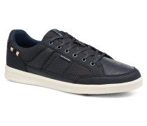 Jack & Jones JFW Rayne Mesh Mix Sneaker in blau