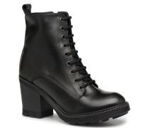 4303 Stiefeletten & Boots in schwarz