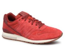 MRL996LOD Sneaker in rot