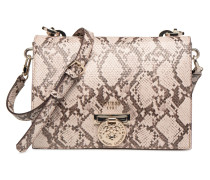 MARLENE SHOULDER BAG Handtasche in beige