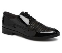 FINESSE H18 Schnürschuhe in schwarz