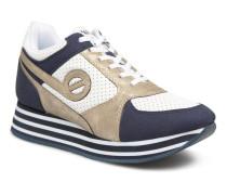 Parko Jogger Nap.PerfoinSplit Sneaker in blau