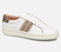 D PONTOISE Sneaker in weiß