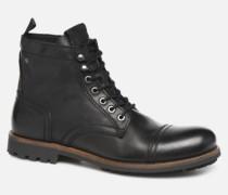 Jack & Jones JFWEAGLE Stiefeletten Boots in schwarz
