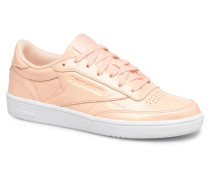 Club C 85 Patent Sneaker in rosa