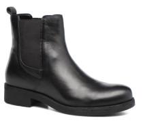 D New Virna F D7451F Stiefeletten & Boots in schwarz