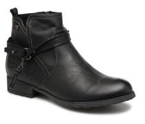 Natalia Stiefeletten & Boots in schwarz