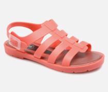 Kibeach Sandale Sandalen in orange