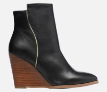 Toundra Girl Bottines à Talons #12 Stiefeletten & Boots in schwarz
