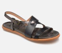 AURORA S949 Sandalen in schwarz