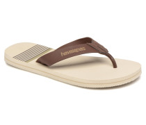 Urban Craft Zehensandalen in beige