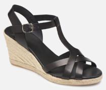 NIDALI Sandalen in schwarz