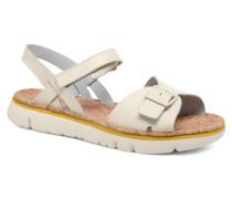 Oruga 5 Sandalen in weiß