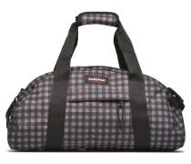 STAND Weekender Reisetasche in schwarz