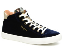 STARK SEQUINS Sneaker in blau