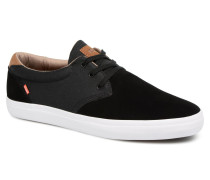 Willow Sneaker in schwarz